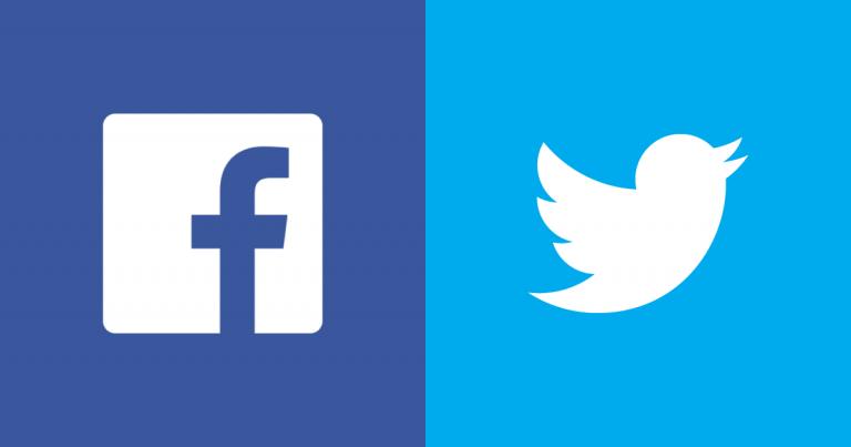 فيسبوك وتويتر وجهًا لوجه.. ثمانية أشهر في حياة الأولى تتفوّق على ثمان سنوات في الثانية